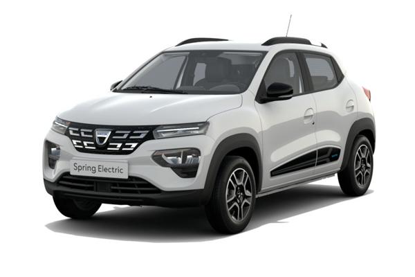 Nouvelle Dacia Spring